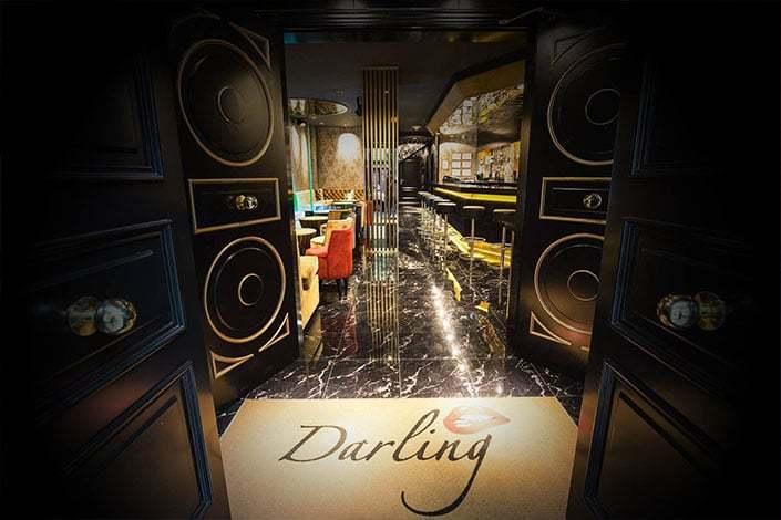 darling strip club