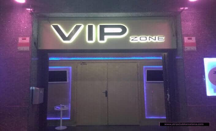 VIP Zone Gentlemen's Club Barcelona